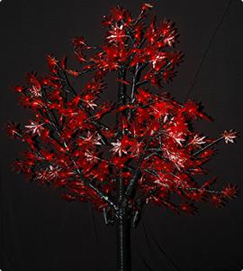 Дерево Клен светодиодное
