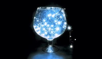 Гирлянды новогодние елочные светодиодные Твинкл Лайт