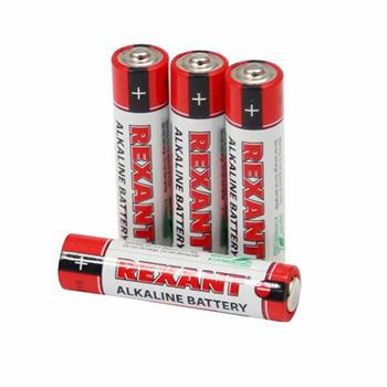 Батарейки Rexant